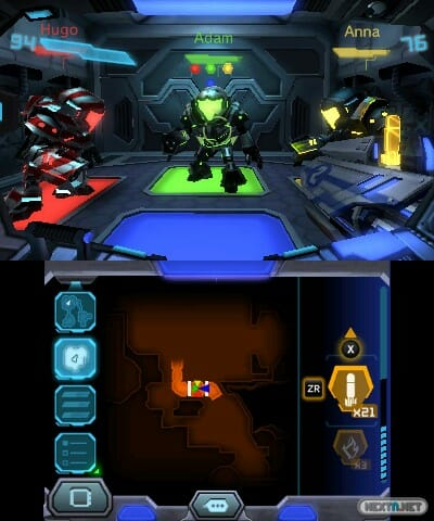 1607-21 Metroid Prime Federation Force 3