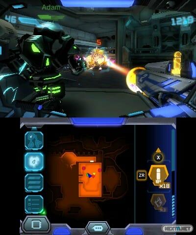 1607-21 Metroid Prime Federation Force 6