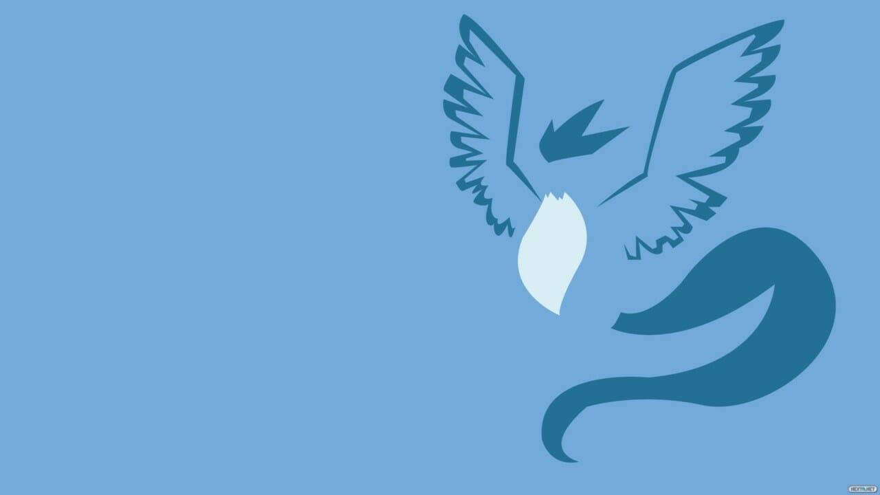 Pokémon GO Articuno equipo sabiduría azul