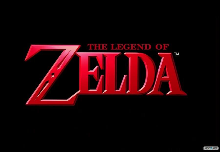 The Legend of Zelda logo