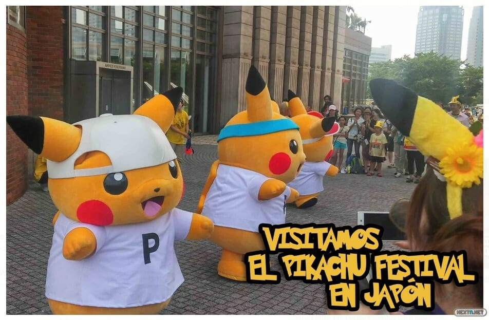 Pikachu Festival 2016 Japón