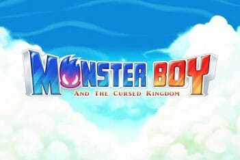 Logo Monster Boy and the Cursed Kingdom