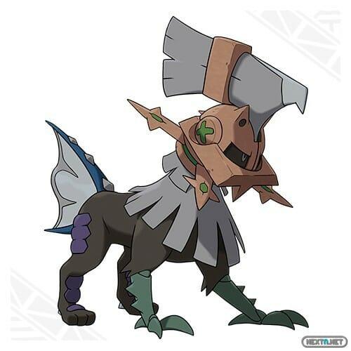 Código Cero en Pokemon espada escudo
