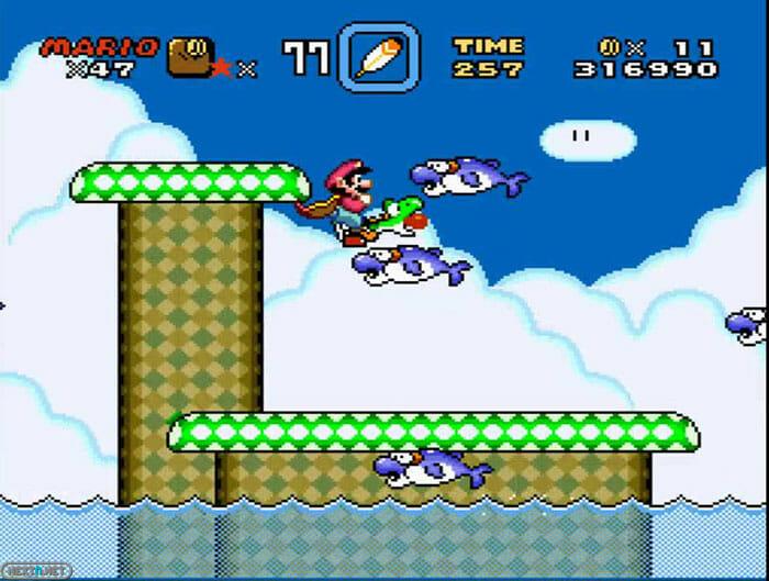 Monde Super Mario