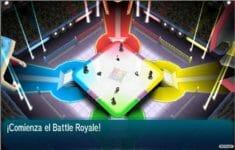 Pokémon Sol Luna Battle Royale