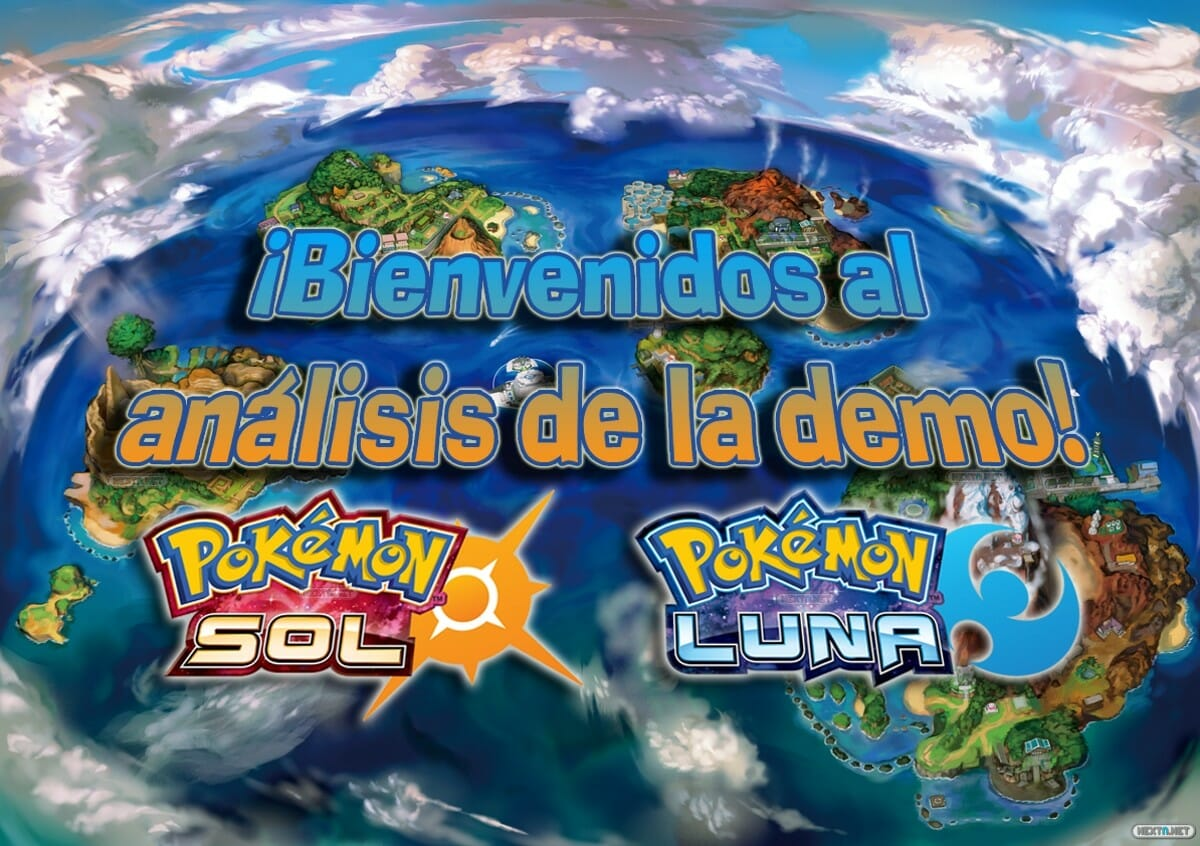 Análisis demo Pokémon Sol Luna review