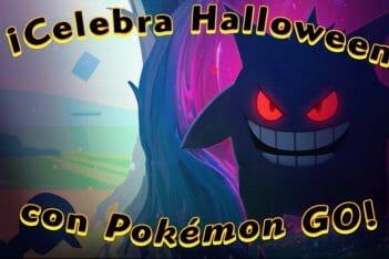 Evento Halloween Pokémon GO