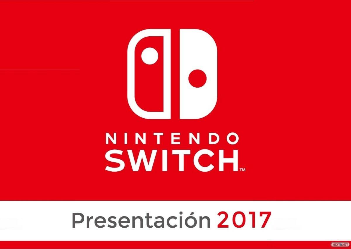 Nintendo Switch: Presentación 2017
