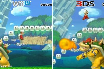 Super Mario Maker 3DS VS Wii U