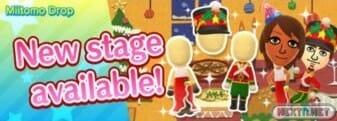 Miitomo Suelta Mii Navidad