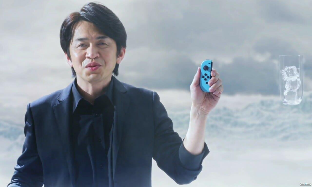 Nintendo Switch HD Rumble vibración HD Yoshiaki Koizumi