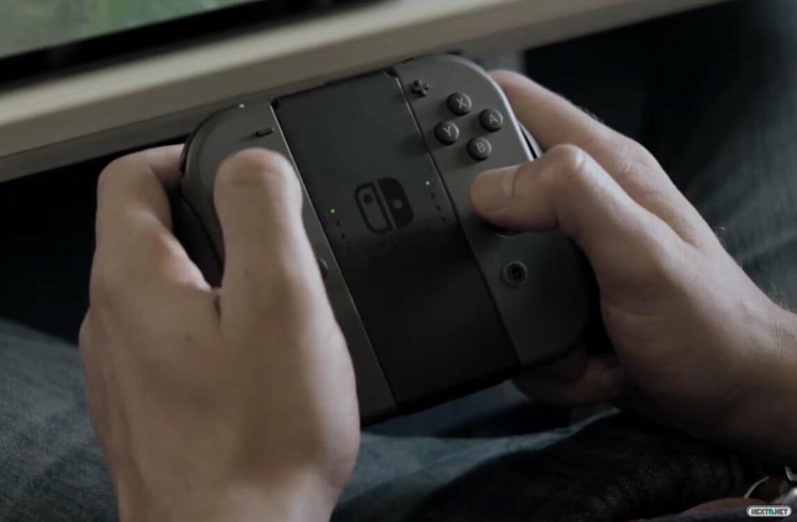 Nintendo Switch anuncio TV europa Alemania