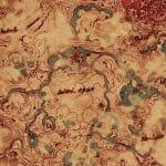 Zelda Breath of the Wild mapa Hyrule