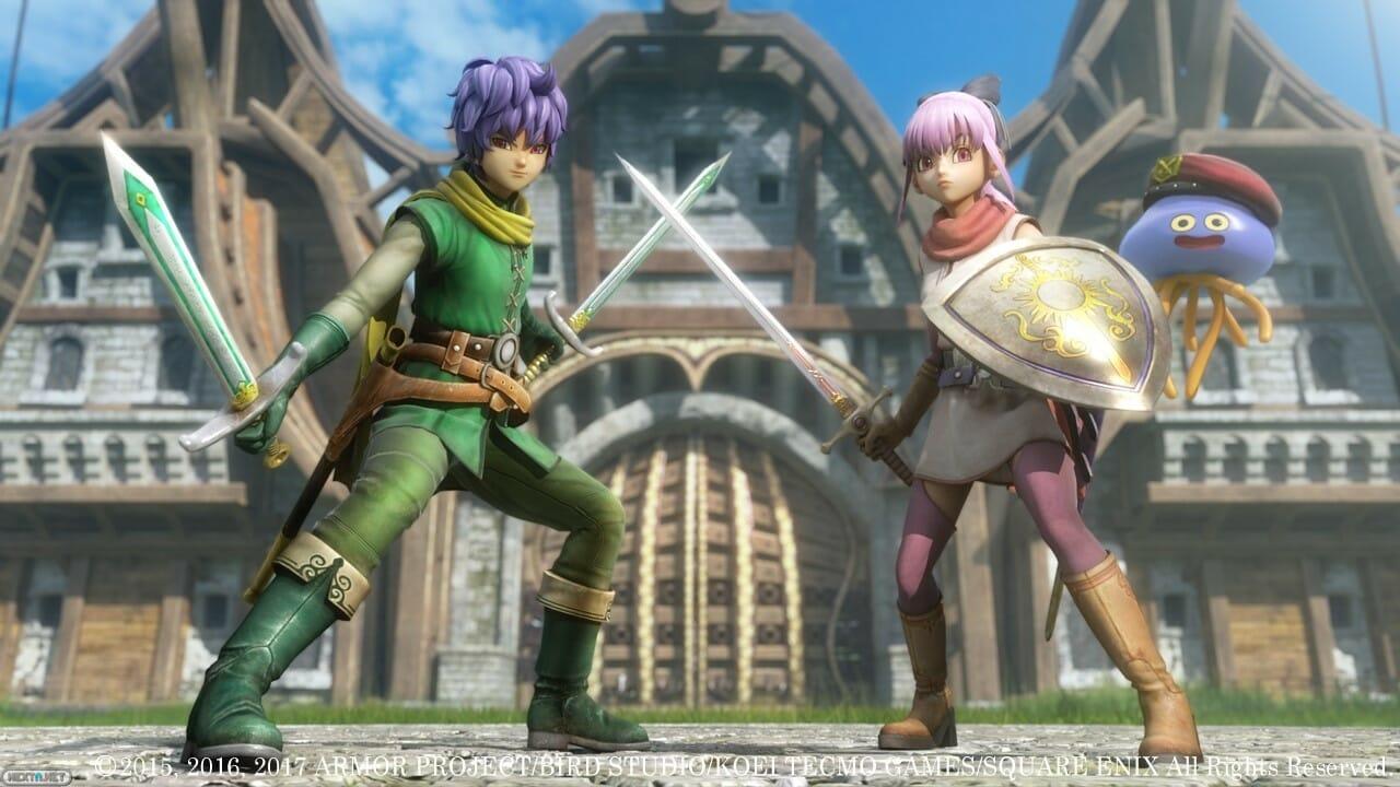 Dragon Quest Heroes I&II