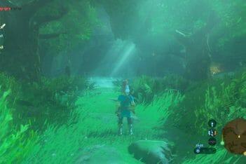 Análisis Zelda Breath Wild