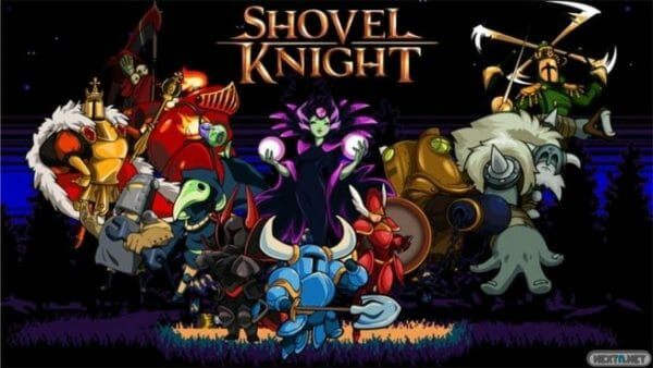 Shovel Knight Yacht Club