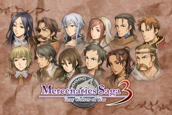 Mercenaries Saga Chronicles Switch