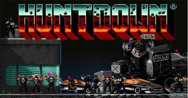 Huntdown Switch