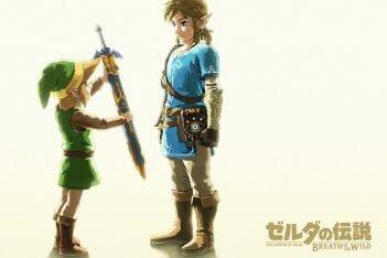 The Legend of Zelda Breath of the Wild fondo pantalla