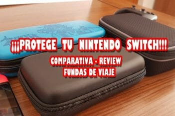 Comparativa fundas Nintendo Switch