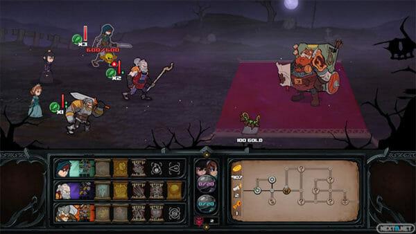 Has-Been Heroes Switch
