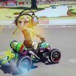 Mario Kart 8 Deluxe Splatoon corte manga