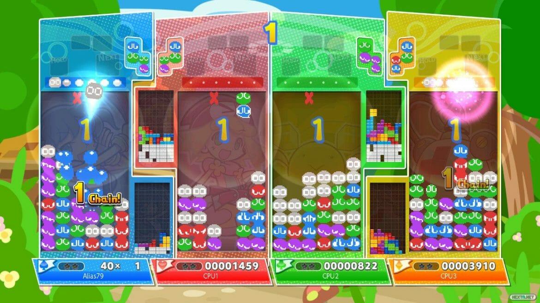 Análisis Puyo Puyo Tetris