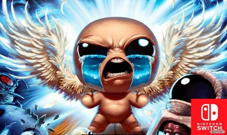 The Binding of Isaac Afterbirth + Switch
