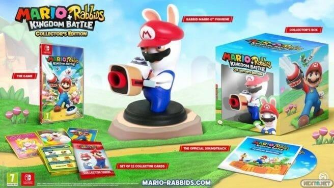 Mario Rabbids Kingdom Battle Edición Coleccionista