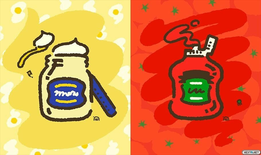 Splatoon 2 Splatfest
