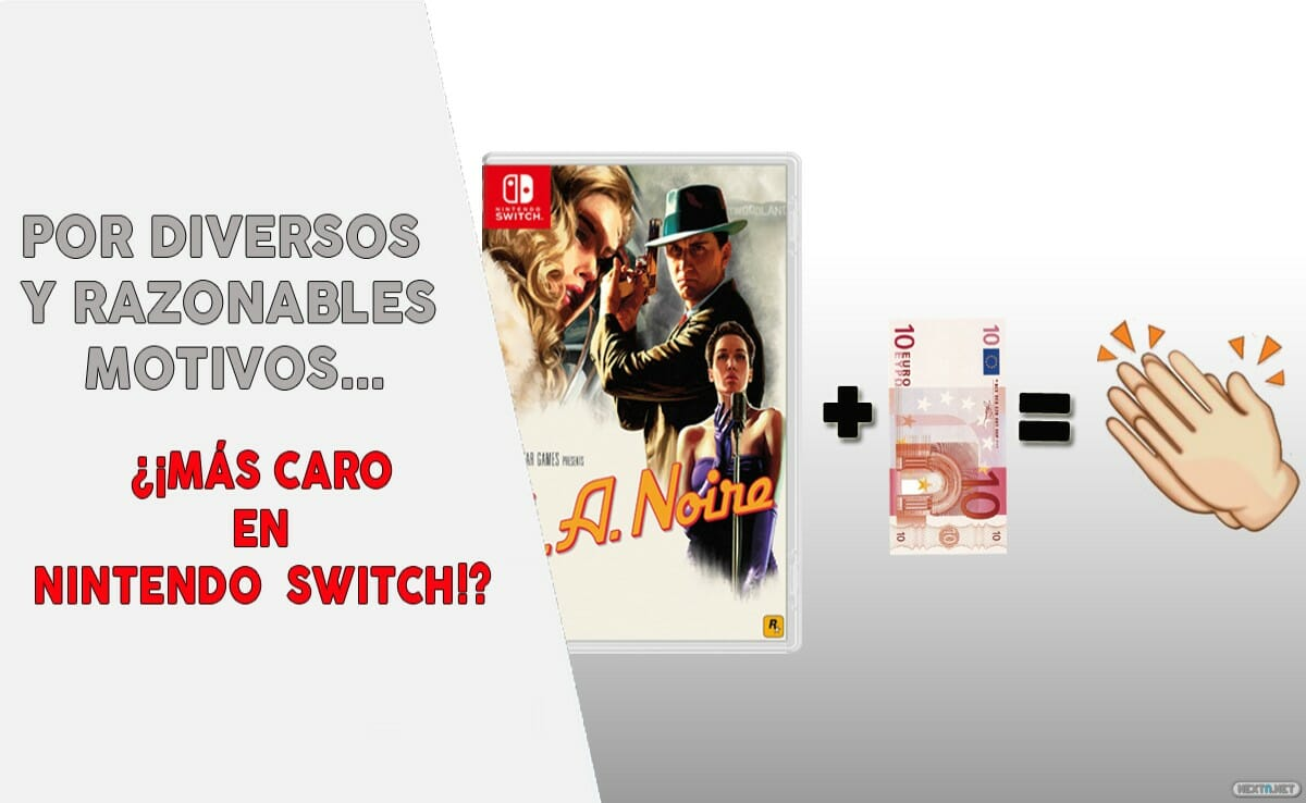 Juegos multiplataforma Nintendo Switch