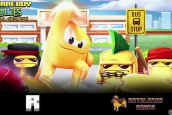 Squareboy vs Bullies Switch 3DS