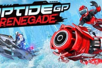 Riptide GP Arcade Switch