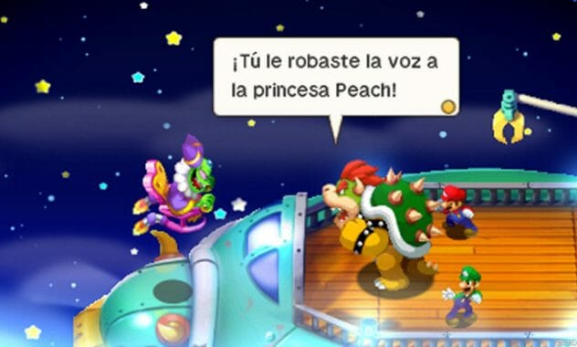 Mario & Luigi Superstar Saga + Bowser