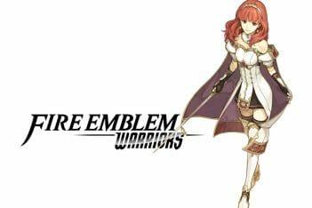 Fire Emblem Warriors Celica