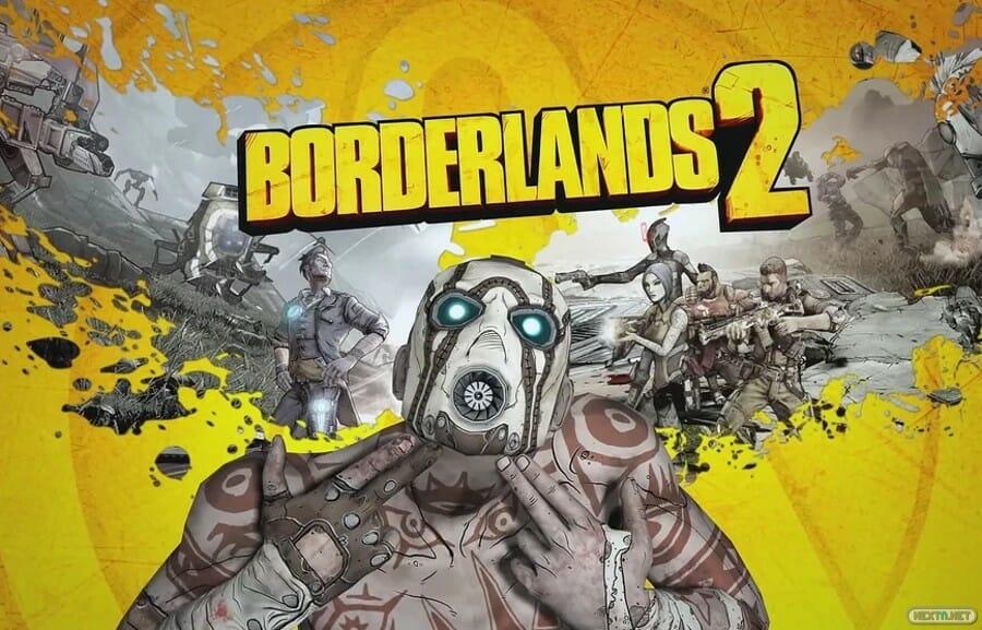 Borderlands 2 Gearbox