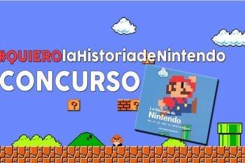 Concurso Quiero la Historia de Nintendo #QUIEROlaHistoriadeNintendo