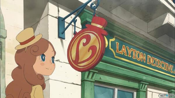Katrielle Lady Layton 3DS