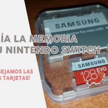 Tarjetas MicroSD Nintendo Switch 128 GB MicroSDXC SAMSUNG EVO Plus