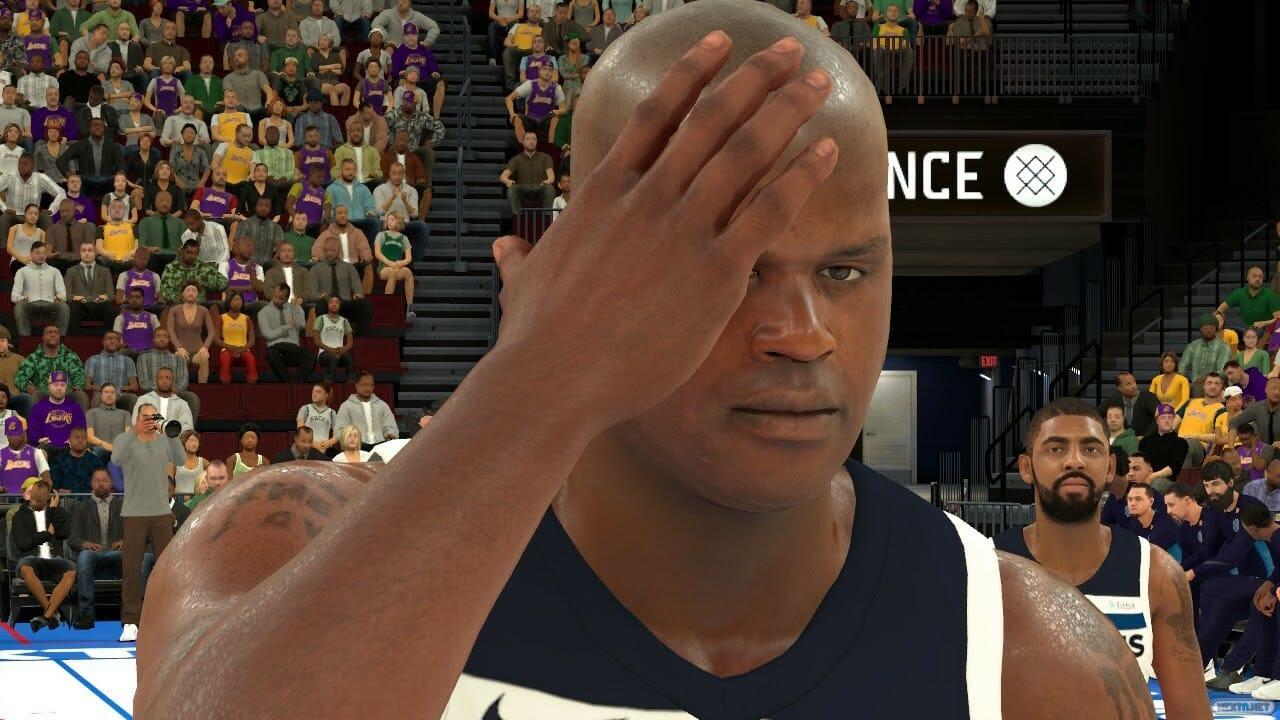 Análisis NBA 2K18 - Nintendo Switch