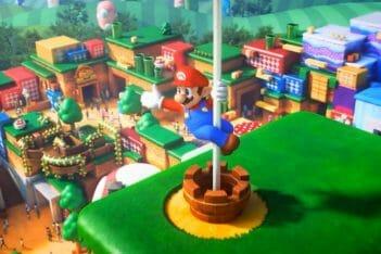 Super Nintendo World parque atracciones Universal Studios