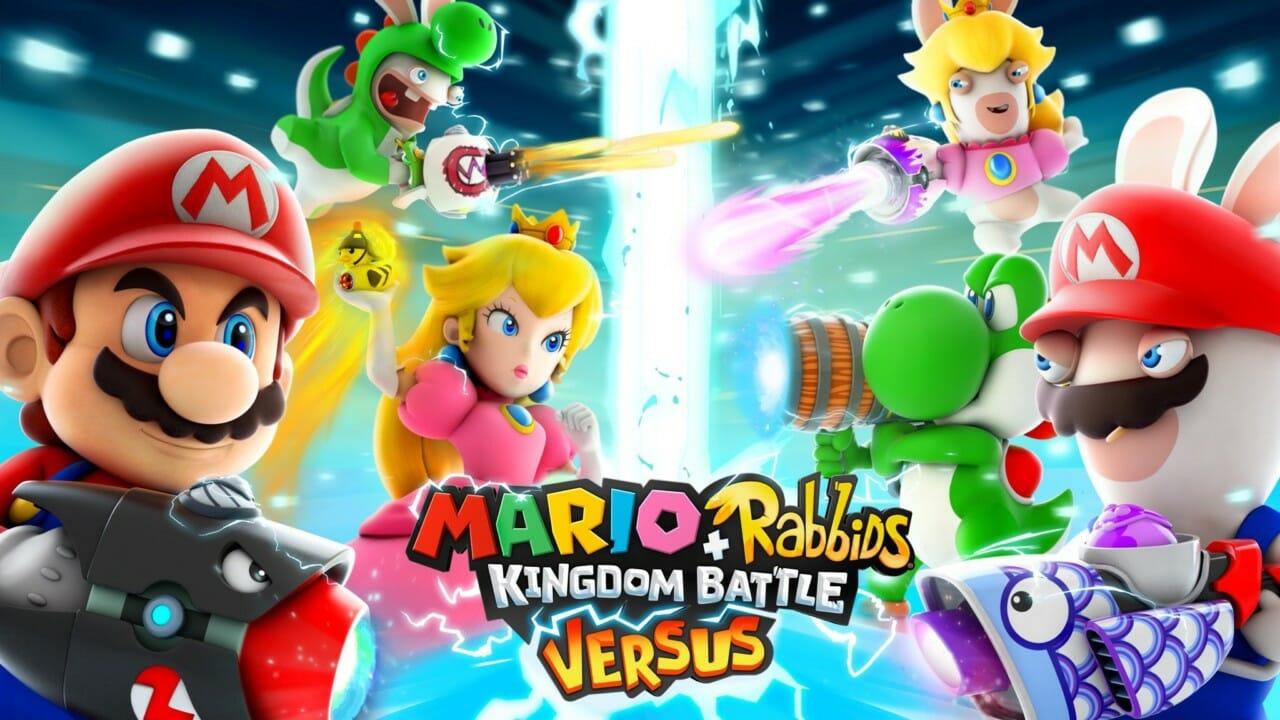Mario Rabbids Kingdom Battle modo Versus