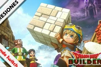 Dragon Quest Builders avance preview