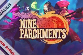 Nine Parchments Switch