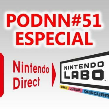 PodNN51 Especial Nintendo Direct Nintendo Labo