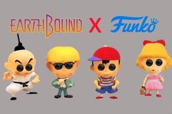 Earthbound x Funko