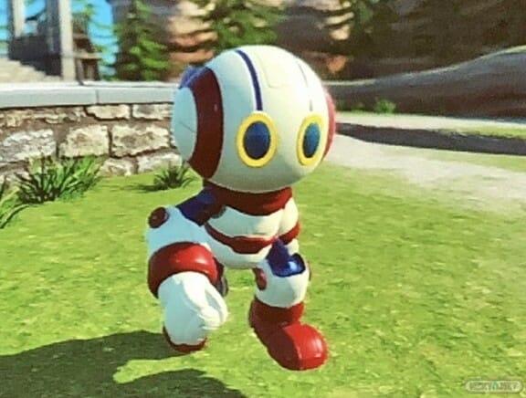 NintendoWare Bezel Engine demo
