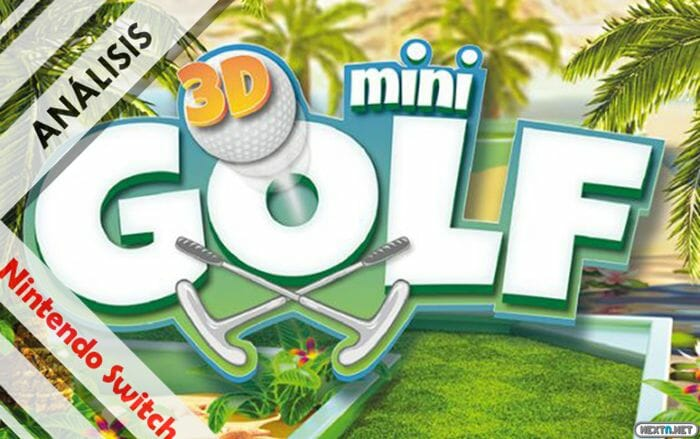 3D Mini Golf Switch