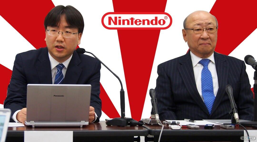 Kimishima y Furukawa Q&A 2018