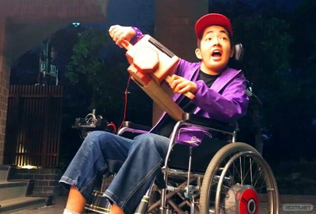 Nintendo Labo Kit Variado silla de ruedas